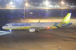 板付蒲鉾さんが、福岡空港で撮影したセブパシフィック航空 A321-211の航空フォト(写真)