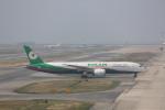 meijeanさんが、関西国際空港で撮影したエバー航空 787-9の航空フォト(写真)