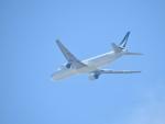 いねねさんが、中部国際空港で撮影したキャセイパシフィック航空 777-267の航空フォト(写真)