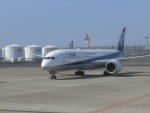 ヒロリンさんが、羽田空港で撮影した全日空 787-9の航空フォト(写真)