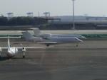 ヒロリンさんが、羽田空港で撮影したSplendiferous Global Limited BD-700 Global Express/5000/6000の航空フォト(写真)