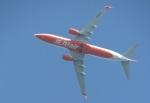 commet7575さんが、福岡空港で撮影したチェジュ航空 737-8K5の航空フォト(写真)