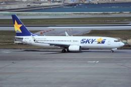 kumagorouさんが、那覇空港で撮影したスカイマーク 737-82Yの航空フォト(写真)