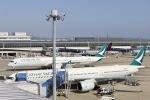 Ryo-JA8088さんが、中部国際空港で撮影したキャセイパシフィック航空 A350-1041の航空フォト(写真)