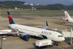 ansett747さんが、福岡空港で撮影したデルタ航空 767-332/ERの航空フォト(写真)