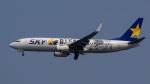 くろまるさんが、羽田空港で撮影したスカイマーク 737-86Nの航空フォト(写真)