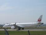 flyflygoさんが、福岡空港で撮影したジェイ・エア ERJ-190-100(ERJ-190STD)の航空フォト(写真)