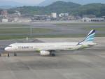 flyflygoさんが、福岡空港で撮影したエアプサン A321-231の航空フォト(写真)