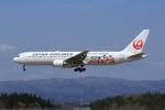 marariaさんが、青森空港で撮影した日本航空 767-346の航空フォト(写真)