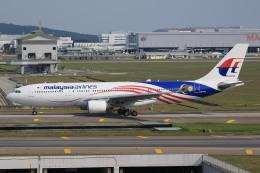 NH642さんが、クアラルンプール国際空港で撮影したマレーシア航空 A330-223の航空フォト(飛行機 写真・画像)
