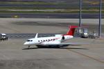 T.Sazenさんが、羽田空港で撮影したプライベートエア G650 (G-VI)の航空フォト(飛行機 写真・画像)