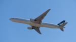 udaさんが、成田国際空港で撮影したキャセイパシフィック航空 777-367の航空フォト(写真)