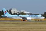 あしゅーさんが、成田国際空港で撮影した大韓航空 A220-300 (BD-500-1A11)の航空フォト(写真)