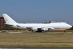 あしゅーさんが、成田国際空港で撮影したアトラス航空 747-4KZF/SCDの航空フォト(写真)