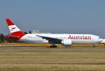 あしゅーさんが、成田国際空港で撮影したオーストリア航空 777-2Z9/ERの航空フォト(飛行機 写真・画像)