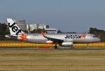 あしゅーさんが、成田国際空港で撮影したジェットスター・ジャパン A320-232の航空フォト(飛行機 写真・画像)