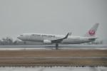 kiraboshi787さんが、広島空港で撮影した日本航空 737-846の航空フォト(写真)