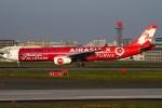 MOR1(新アカウント)さんが、福岡空港で撮影したエアアジア・エックス A330-343Xの航空フォト(写真)