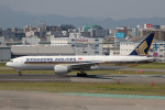 sg-driverさんが、福岡空港で撮影したシンガポール航空 777-212/ERの航空フォト(写真)
