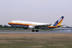 Gambardierさんが、伊丹空港で撮影した日本エアシステム A300B4-622Rの航空フォト(写真)
