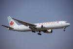 チャッピー・シミズさんが、成田国際空港で撮影したエア・カナダ 767-375/ERの航空フォト(写真)