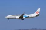marariaさんが、青森空港で撮影した日本航空 737-846の航空フォト(写真)