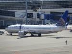 ukokkeiさんが、中部国際空港で撮影したユナイテッド航空 737-824の航空フォト(写真)