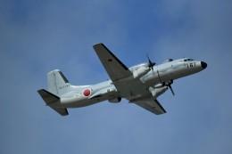 kumagorouさんが、那覇空港で撮影した航空自衛隊 YS-11A-402EBの航空フォト(写真)