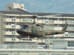 otromarkさんが、八尾空港で撮影した陸上自衛隊 UH-1Jの航空フォト(写真)