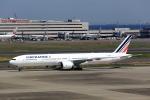 T.Sazenさんが、羽田空港で撮影したエールフランス航空 777-328/ERの航空フォト(飛行機 写真・画像)