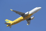 ANA744Foreverさんが、成田国際空港で撮影したバニラエア A320-214の航空フォト(写真)