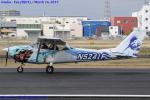 Chofu Spotter Ariaさんが、八尾空港で撮影したヨコタ・アエロ・クラブ T-41A (172F)の航空フォト(写真)