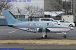 Chofu Spotter Ariaさんが、調布飛行場で撮影した日本個人所有 PA-46-310P Malibuの航空フォト(飛行機 写真・画像)
