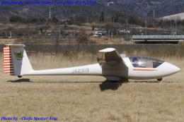 Chofu Spotter Ariaさんが、韮崎滑空場で撮影した韮崎市航空協会 G102 Club Astir IIIbの航空フォト(飛行機 写真・画像)