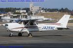 Chofu Spotter Ariaさんが、名古屋飛行場で撮影した日本個人所有 172R Skyhawkの航空フォト(写真)