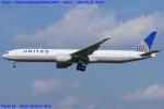 Chofu Spotter Ariaさんが、成田国際空港で撮影したユナイテッド航空 777-322/ERの航空フォト(写真)