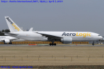 Chofu Spotter Ariaさんが、成田国際空港で撮影したエアロ・ロジック 777-F6Nの航空フォト(飛行機 写真・画像)