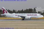 Chofu Spotter Ariaさんが、成田国際空港で撮影したカタールアミリフライト A320-232の航空フォト(飛行機 写真・画像)