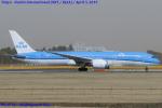 Chofu Spotter Ariaさんが、成田国際空港で撮影したKLMオランダ航空 787-9の航空フォト(飛行機 写真・画像)
