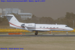 Chofu Spotter Ariaさんが、成田国際空港で撮影したTVPX Aircraft Solutions Inc Trustee G-IV Gulfstream IVの航空フォト(写真)