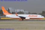 Chofu Spotter Ariaさんが、成田国際空港で撮影したチェジュ航空 737-8LCの航空フォト(飛行機 写真・画像)