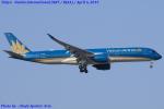 Chofu Spotter Ariaさんが、成田国際空港で撮影したベトナム航空 A350-941の航空フォト(飛行機 写真・画像)