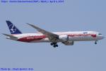 Chofu Spotter Ariaさんが、成田国際空港で撮影したLOTポーランド航空 787-9の航空フォト(飛行機 写真・画像)