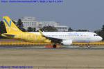 Chofu Spotter Ariaさんが、成田国際空港で撮影したバニラエア A320-214の航空フォト(写真)