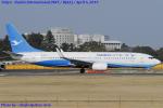 Chofu Spotter Ariaさんが、成田国際空港で撮影した厦門航空 737-86Nの航空フォト(写真)
