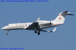 Chofu Spotter Ariaさんが、羽田空港で撮影したAir Astro G-IV-X Gulfstream G450の航空フォト(飛行機 写真・画像)
