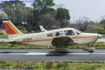 Chofu Spotter Ariaさんが、ホンダエアポートで撮影した日本個人所有 PA-28-161 Warrior IIの航空フォト(写真)