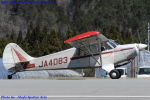 Chofu Spotter Ariaさんが、飛騨エアパークで撮影した日本個人所有 A-1 Huskyの航空フォト(飛行機 写真・画像)