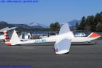 Chofu Spotter Ariaさんが、飛騨エアパークで撮影した日本個人所有 G102 Club Astir IIIbの航空フォト(写真)