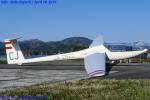 Chofu Spotter Ariaさんが、飛騨エアパークで撮影した日本個人所有 DG-300 Clubの航空フォト(飛行機 写真・画像)